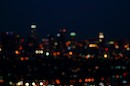 """Los Angeles City Skyline"" by Rainer Quesada"