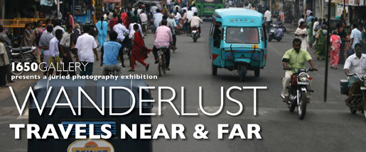 Wanderlust: Travels Far & Near Photography Exhibition