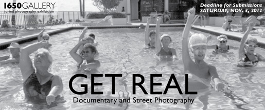 Get Real: Documentary & Street Photography Photography Exhibition