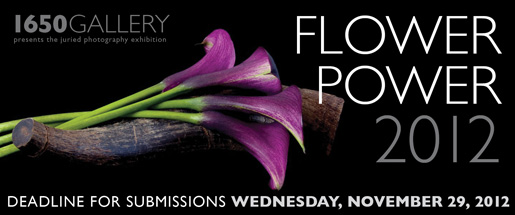 Flower Power 2012 Photography Exhibition