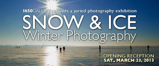 SNOW & ICE Winter Photography Exhibition