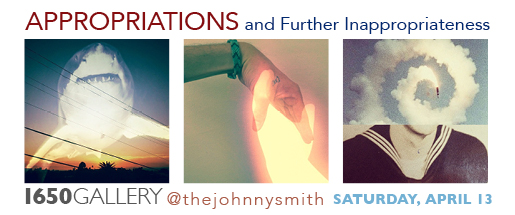 Johnny Smith Instagram Art Exhibition