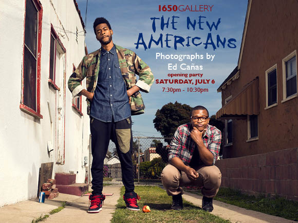 Ed Canas Photography Exhibition The New Americans
