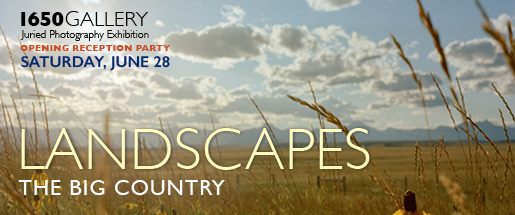 Landscapes 2014 Photography Exhibition