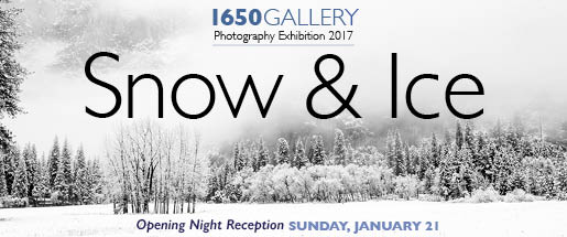 Snow & Ice 2017 Photography Exhibition