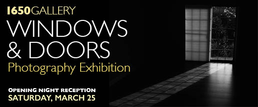 Windows & Doors 2017 Photography Exhibition