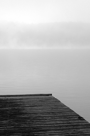 """Boathouse Morning"" by Bo Cheatham - In the Zone Photography 2017 Exhibition 1650 Gallery"