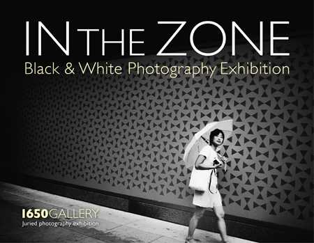In the Zone Black & White 2013 Photography Exhibition
