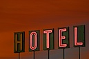 """Sunset Hotel"" by Brian Kerls"