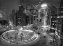 """Columbus Circle"" by Russ Rowland"