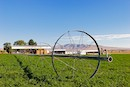 """Jack's Place, Irrigation Wheel, Corrine, UT"" by Michael R. Stimola"