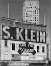 """S. Klein on the Square"" by Barry Dworkin"