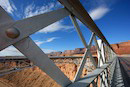 """Crossing the Navajo Bridge"" by Mary Haber"