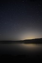 """Peaceful night at San Juan Islands"" by Andres Barriga"
