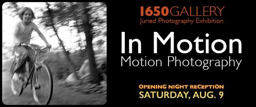 In Motion 2014 Photography Exhibition