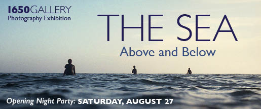 The Sea: Above and Below Photography Exhibition