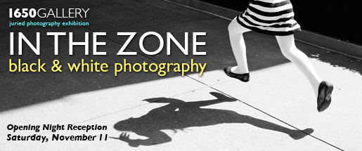 In the Zone | B&W 1650 Gallery Photography Exhibition